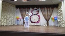 MVI_0421... Индийский танец в школе п. Якша на 8 марта 2018 г.