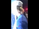 June 11: Video of Justin and Hailey Baldwin leaving the movie theater in Miami, Florida.
