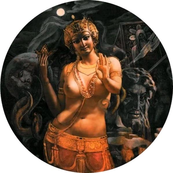 Иштар Персонаж шумерской мифологии, богиня войны, секса и плодородия. Также олицетворяет планету Венера. Атрибуты богини Иштар львы и восьмиконечные звезды. Персонажа обычно изображали крылатой