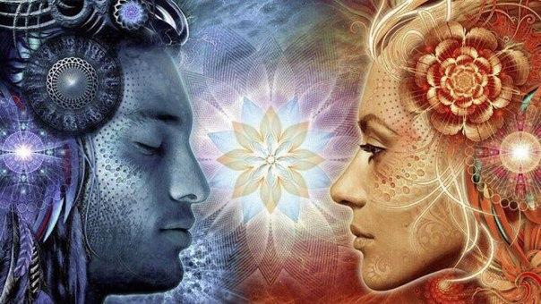 *7 уровней гармонии мужчины и женщины* мы не так много взаимодействуем физически, в основном взаимодействие происходит на уровнях психической энергии. это взаимодействие может либо разрушать (это особенно характерно для женщин - если женщина