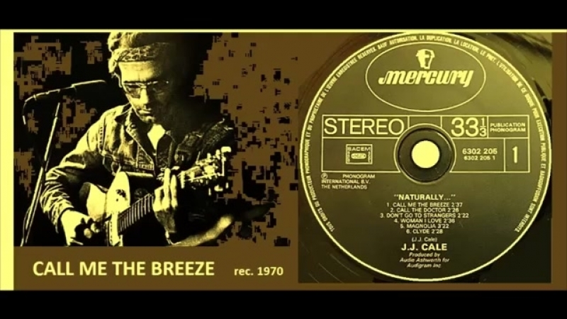 J.J. Cale - Call Me The Breeze Vinyl