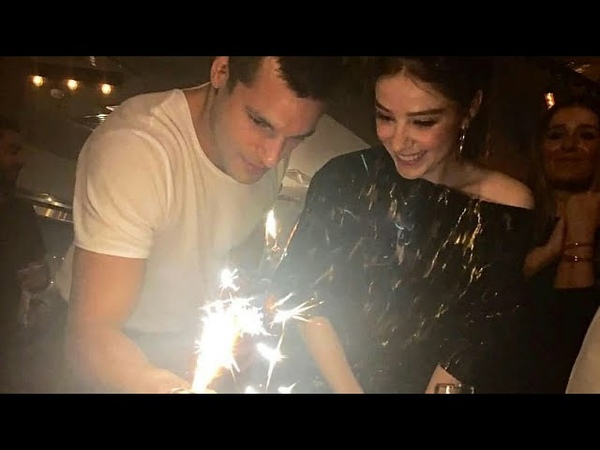 Özge Gürel ve Serkan Çayoğlu'ndan Romantik Doğum Günü Kutlaması!