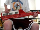 Yamaha SHS-10 Keytar Demo - Onboard Sounds