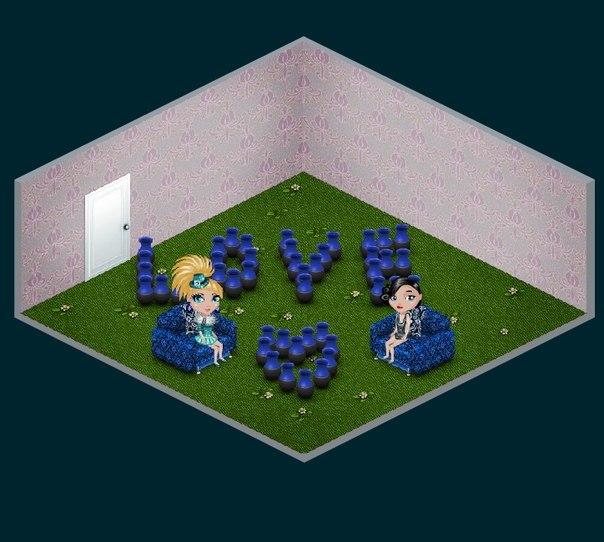 Как сделать комнату в аватарии