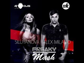 Tiga vs. Chocolate Puma - You Gonna Dance Me (Siluyanova & Alex Milano Mashup)