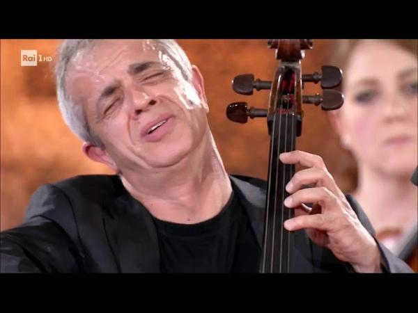 Giovanni Sollima, Concerto in Sol maggiore per violoncello e archi G.480' by Luigi Boccherini