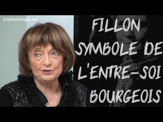 M. Pinçon-Charlot : Fillon et les bourgeois sont sur une autre planète - @SI, le 3 février 2017