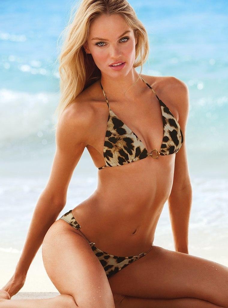 Victoria's Secret Swim Candice Swanepoel (part 2)