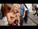 Sammie Jay - Killing Me Slowly (street live performance)