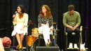 Lana Parrilla, Rebecca Mader and Andrew J. West OUAT Orlando 2018 Gold Panel - Part 1