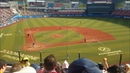 Chiba Lotte Marines baseball fans root, root, root for the home team.