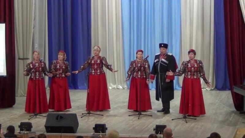 Анс. нар. песни «Калина красная» (2)