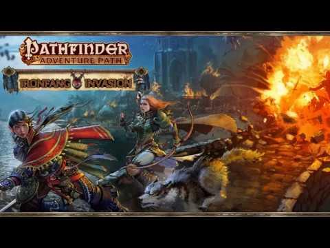 Pathfinder НРИ Вторжение Железного Клыка 6