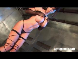 Veronica zemanova - super babe (action girls)