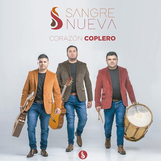 Sangre nueva альбом Corazón Coplero