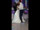 Наш первый танец )🌸🌸🌸