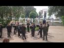Военный духовой оркест!