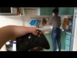 Как научить девушку готовить