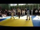 14 04 18 Гафиатуллин Александр синий шлем финал 36 кг 10 11 лет 2
