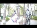 Бежецк Памятник Гумилёвым