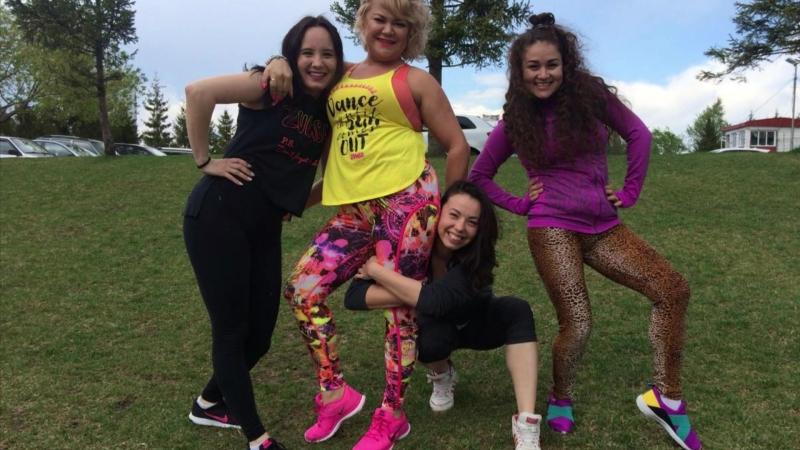 Благотворительный мастеркласс Zumba® Fitness УФА 20.05.2018