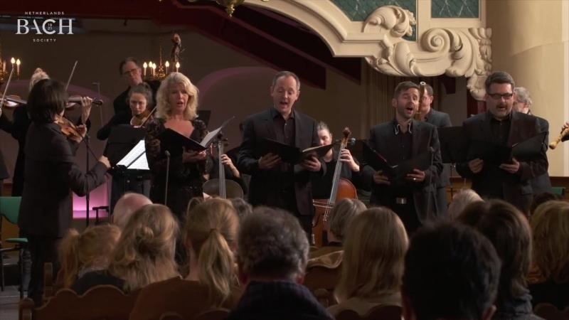 86a J. S. Bach - Wahrlich, wahrlich, ich sage euch BWV 86 - AoB