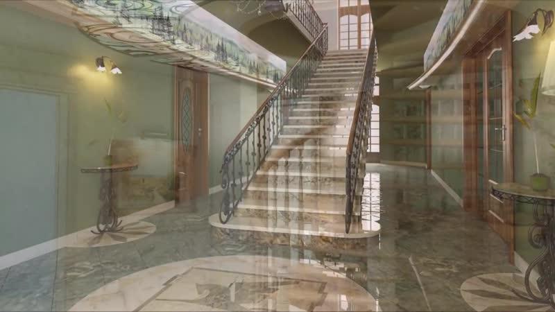 Лестница в доме – идеи дизайна в интерьере