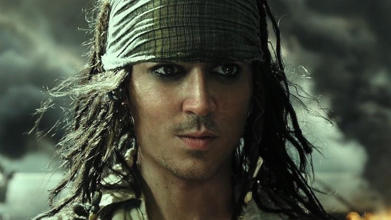 Молодой Джек Воробей | Пираты Карибского моря: Мертвецы не рассказывают сказки