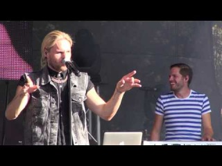 Daniel Schuhmacher GOLD live Saar-Spektakel 2013