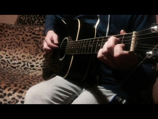 Dean Stiwen - Lost on You (LP fingerstyle cover)