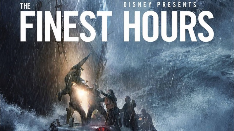 Soundtrack The Finest Hours (Theme Music) - Trailer Music The Finest Hours