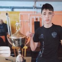 Анкета Даниил Щеголев