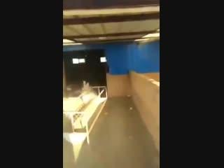 Удар в прыжке