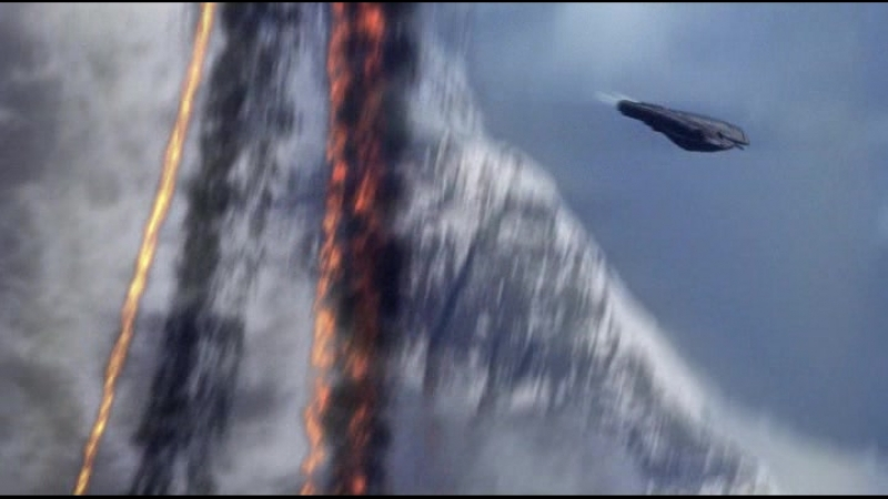 Звездный Крейсер Галактика: Кровь и Хром MVO 2012