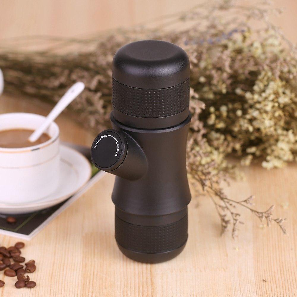 Карманные кофе машины которые приготовят вам чашку любимого напитка в любое удобное для вас время