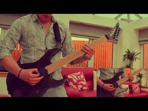 Midnight Danger - Stranger Days (Guitar Improv)