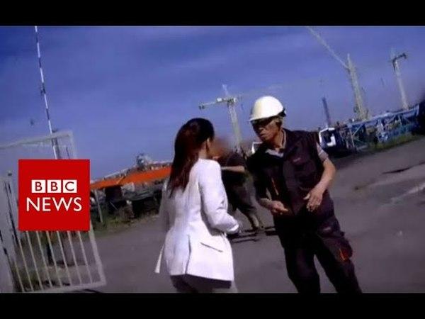 North Korea's secret slave gangs - BBC News » Freewka.com - Смотреть онлайн в хорощем качестве