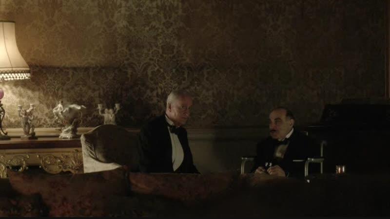 Пуаро Агаты Кристи. 13 сезон 5 серия «Занавес»