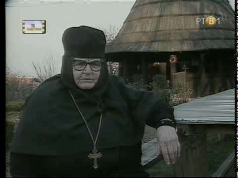 Монахиња Мати Иларија беседи