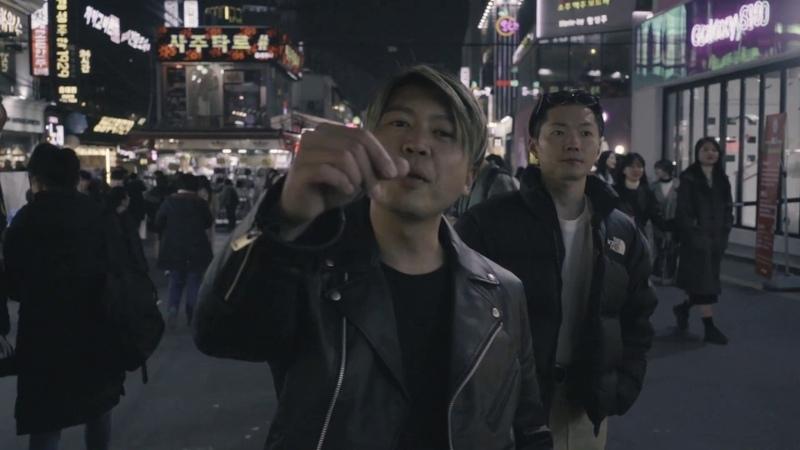 SWITCHILL , XXin 『JAZEE MINOR ft. Lui Hua -Be My Friends- 』 FUKUOKA / SEOUL REMIX