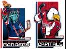 New York Rangers vs Washington Capitals