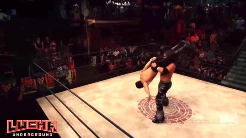 Lucha Underground : Aztec Warfare I Highlights