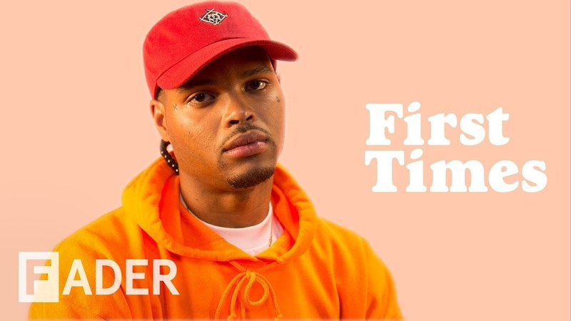 Xavier Wulf discusses Toonami, The Killers, and more (FADER)