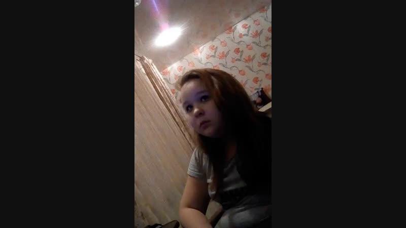 Катюшка Лазарева - Live