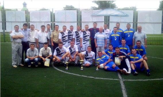 чемпіонат з міні-футболу серед правоохоронних органів