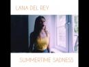 Lana del Rey - summertime sadness (cover by bodrova)