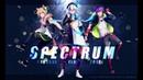 Zedd Spectrum Arcee Zeru Fokushi COVER