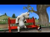 Медведь Бернард - Удачный день