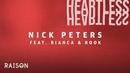 Nick Peters feat. Bianca Rook – Heartless [Official Lyric Video]