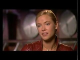 Terminator 3 Rise of the Machines - Kristanna Loken Interview